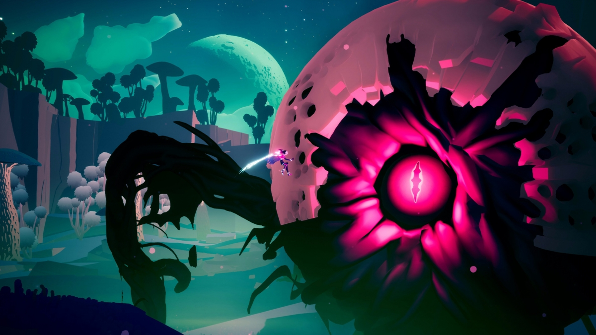 Solar Ash Kingdom — это не сиквел Hyper Light Drifter, утверждает Heart Machine