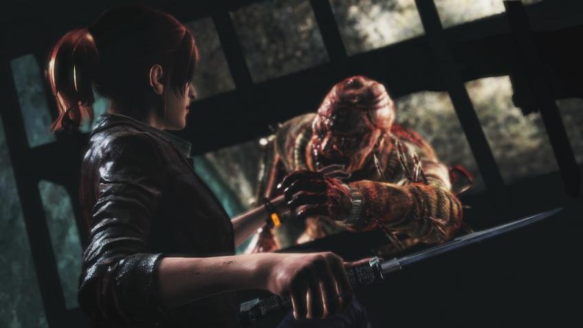 Resident Evil: Revelations2 через месяц выйдет на PS Vita