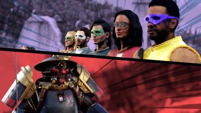 В шестом сезонe Fallout76 ждёт столкновение Несокрушимых и Осатанелых