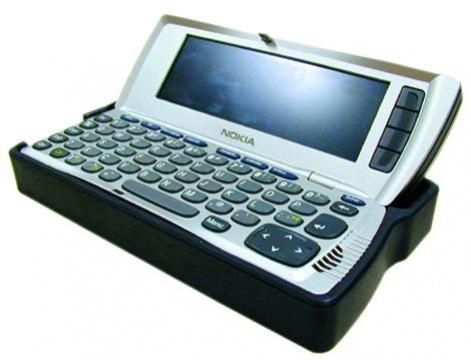 Nokia 9210: мобильный компьютотелефон?..