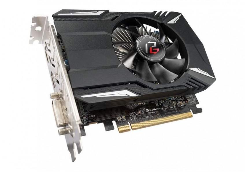 AsRock выпустила видеокарту Radeon 550