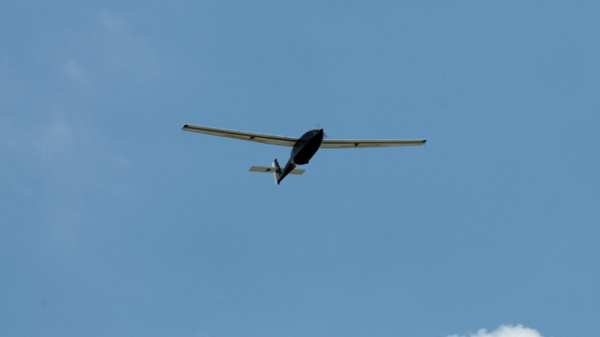 Экспериментальный беспилотник летал на протяжении 26 часов