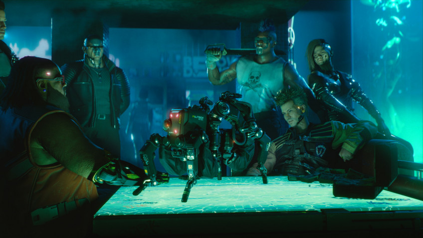 Слух: исходный код Cyberpunk 2077 и «Ведьмака 3» уже выставили на аукцион