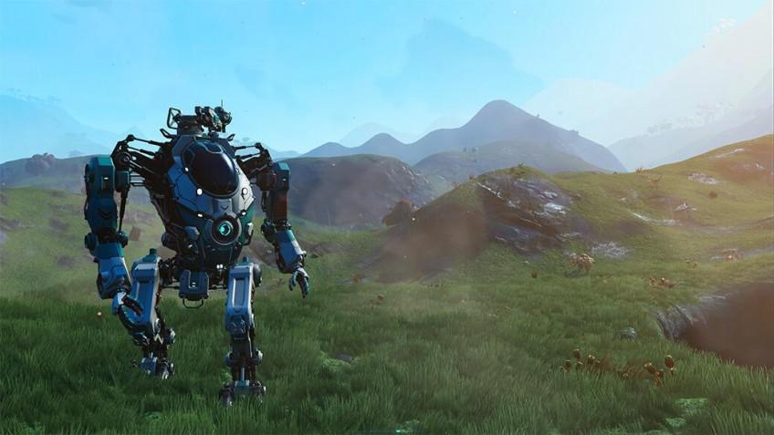 No Man's Sky появится в Xbox Game Pass на Xbox One и PC