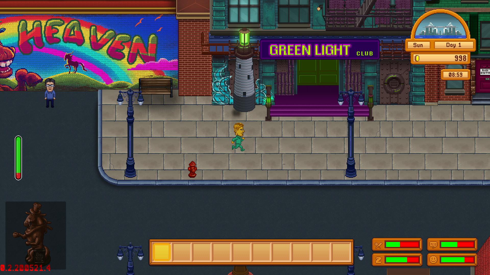 Во сне и наяву: Circadian City выходит в ранний доступ Steam
