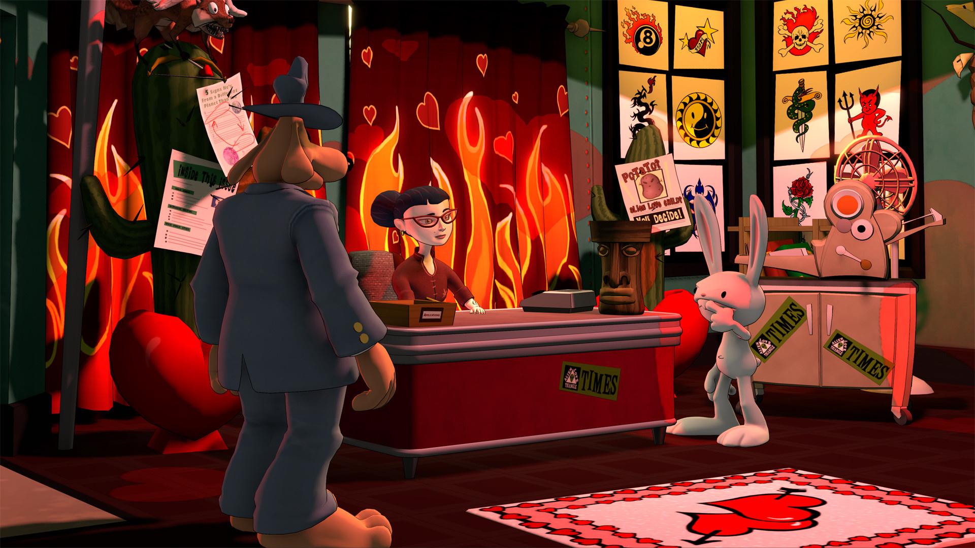 Авторы ремастера Sam & Max Save the World уже работают над следующими сезонами