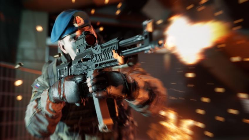 Игровой процесс World War3 показали на gamescom 2018