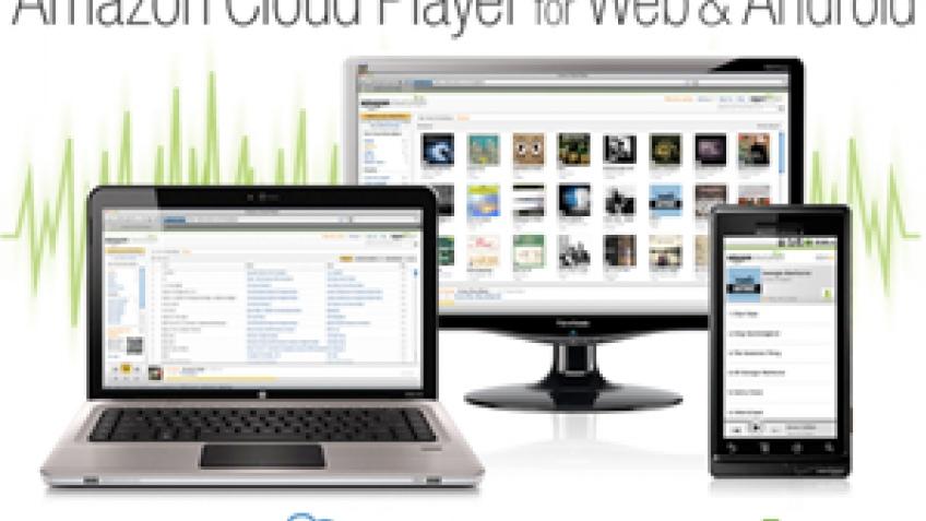 Amazon представила облачный музыкальный сервис
