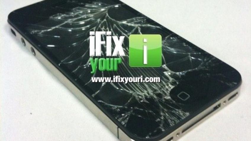 Корпус iPhone 4 не такой крепкий, как обещают