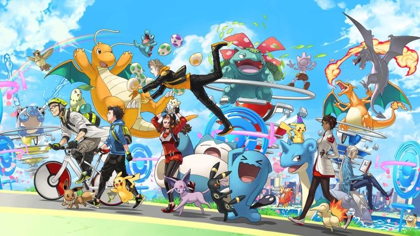 Pokemon GO заработала 110 миллионов долларов в августе 2019 года