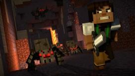 Следующий эпизод Minecraft: Story Mode — Season Two выйдет в середине августа