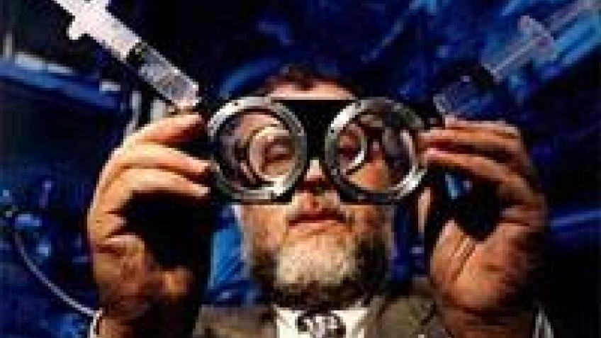 Ученые придумали настраивающиеся очки