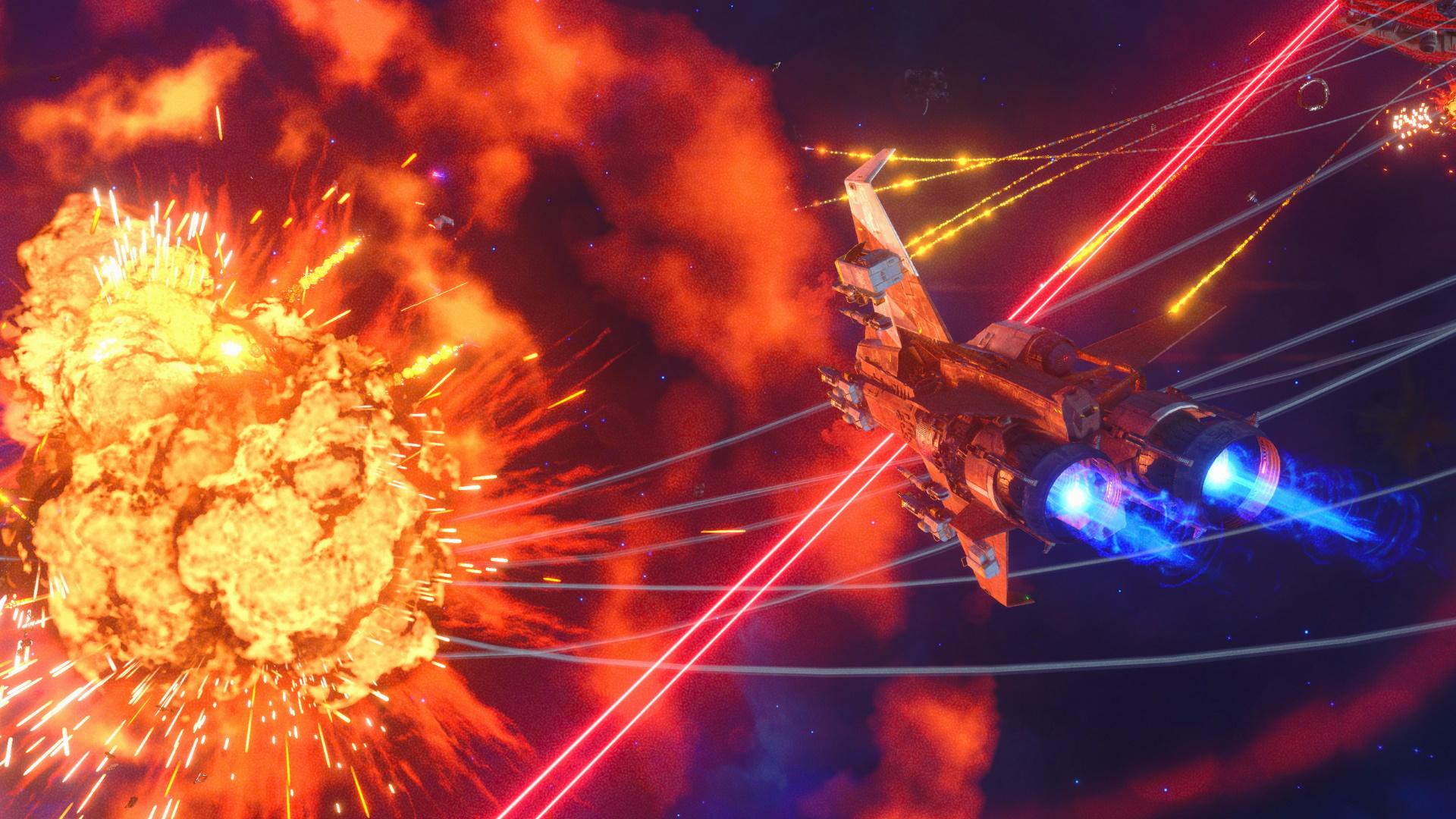 Rebel Galaxy Outlaw выйдет на PS4, Xbox One, Switch и в Steam уже22 сентября