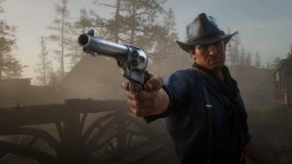 Мировая премьера: дебютный геймплей Red Dead Redemption2