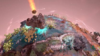 Стратегический симулятор Imagine Earth выпустили на Xbox