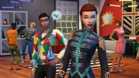 В The Sims4 появляются наряды Moschino и карьера фотографа