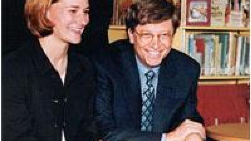 Новое задание Билла Гейтса