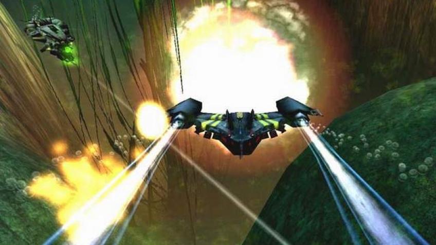 AquaNox: подводная одиссея команды…