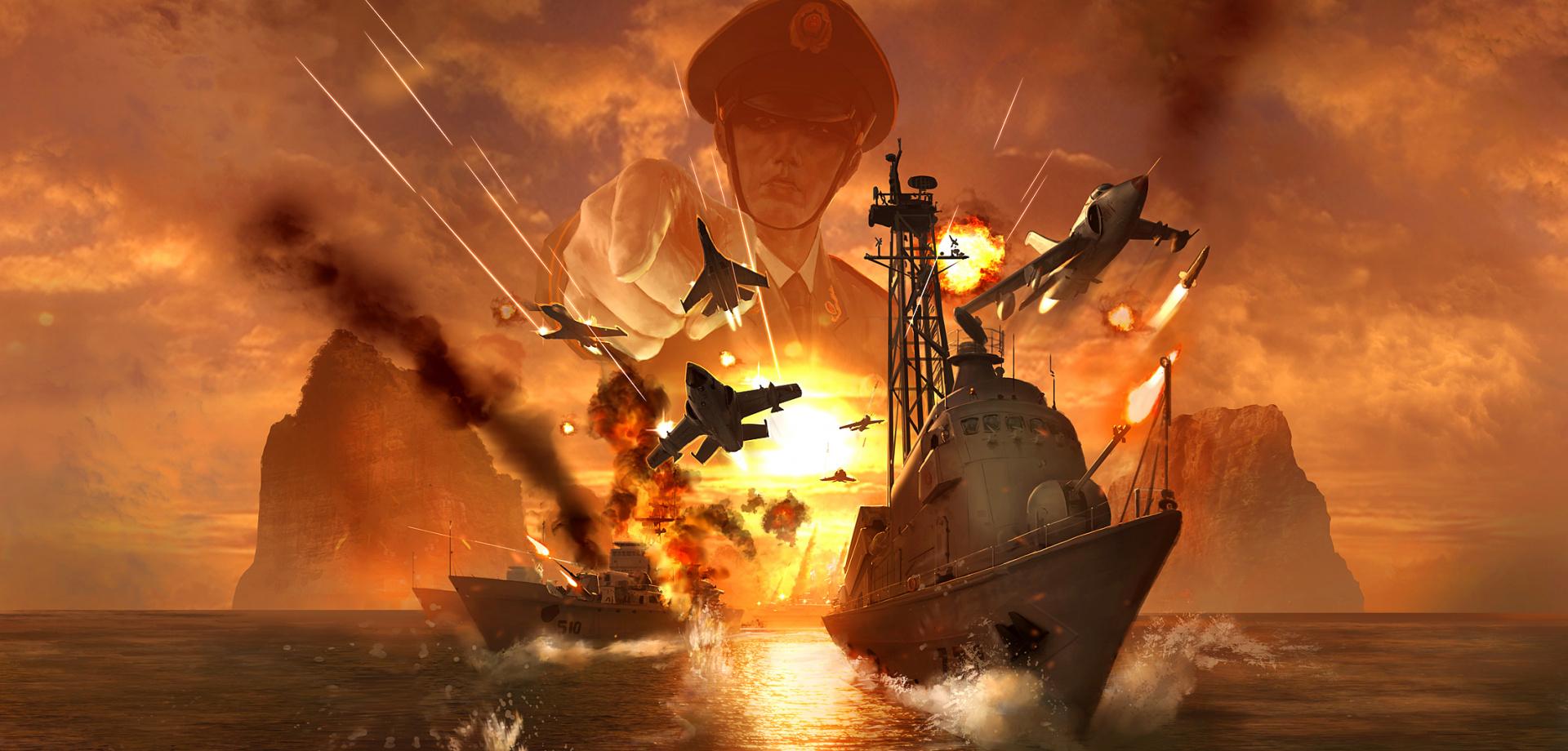В магазине Epic Games началась раздача стратегии Wargame: Red Dragon
