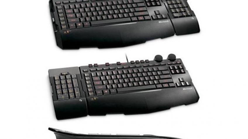 Microsoft готовит игровую клавиатуру