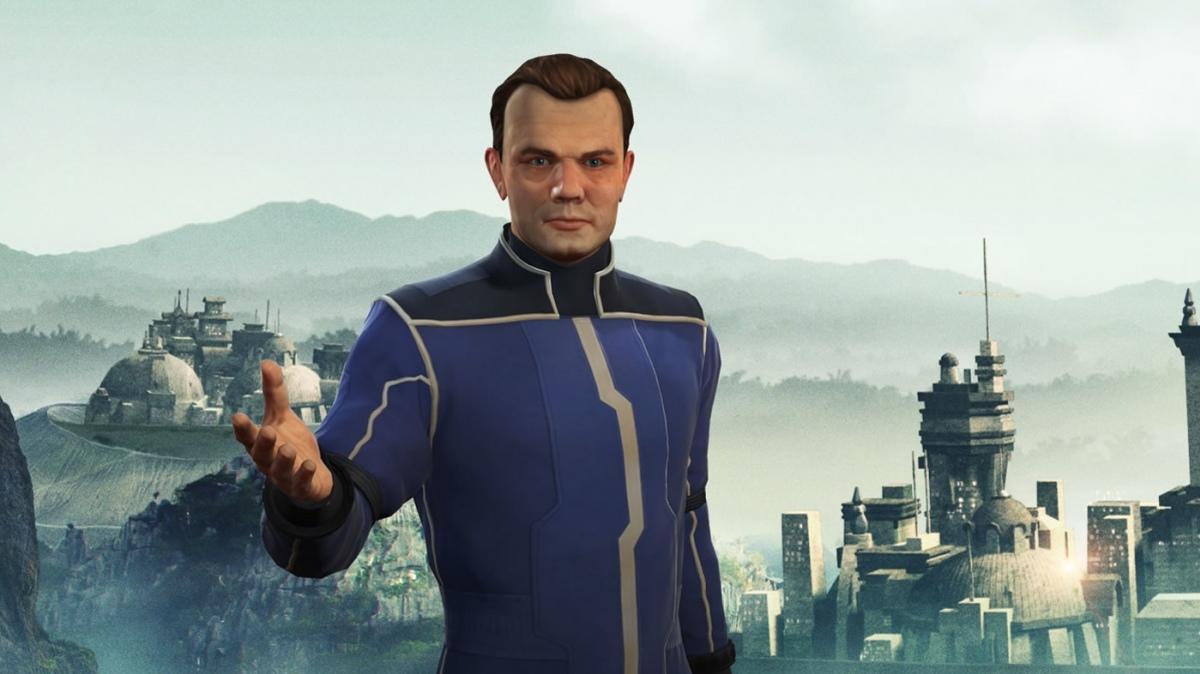 Автор «Игромании» написал речь для героя Civilization: Beyond Earth