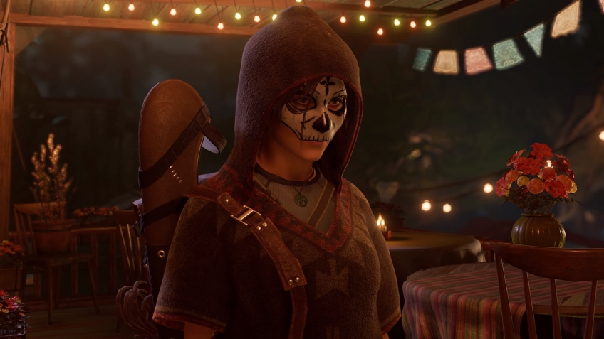 Журналисты показали первые15 минут Shadow of the Tomb Raider