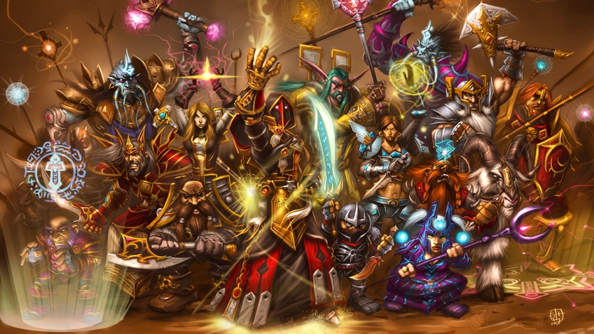 Программу «Пригласи друга» в World of Warcraft закроют и переработают