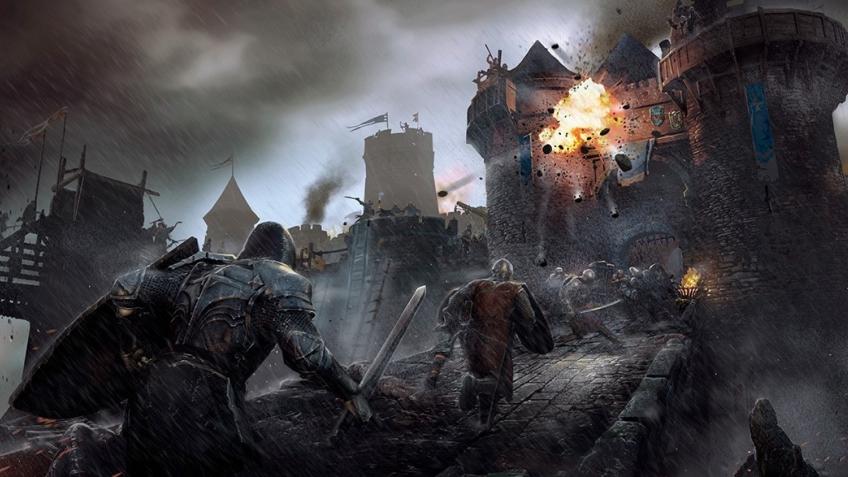 Названа дата старта закрытого бета-тестирования Conqueror's Blade
