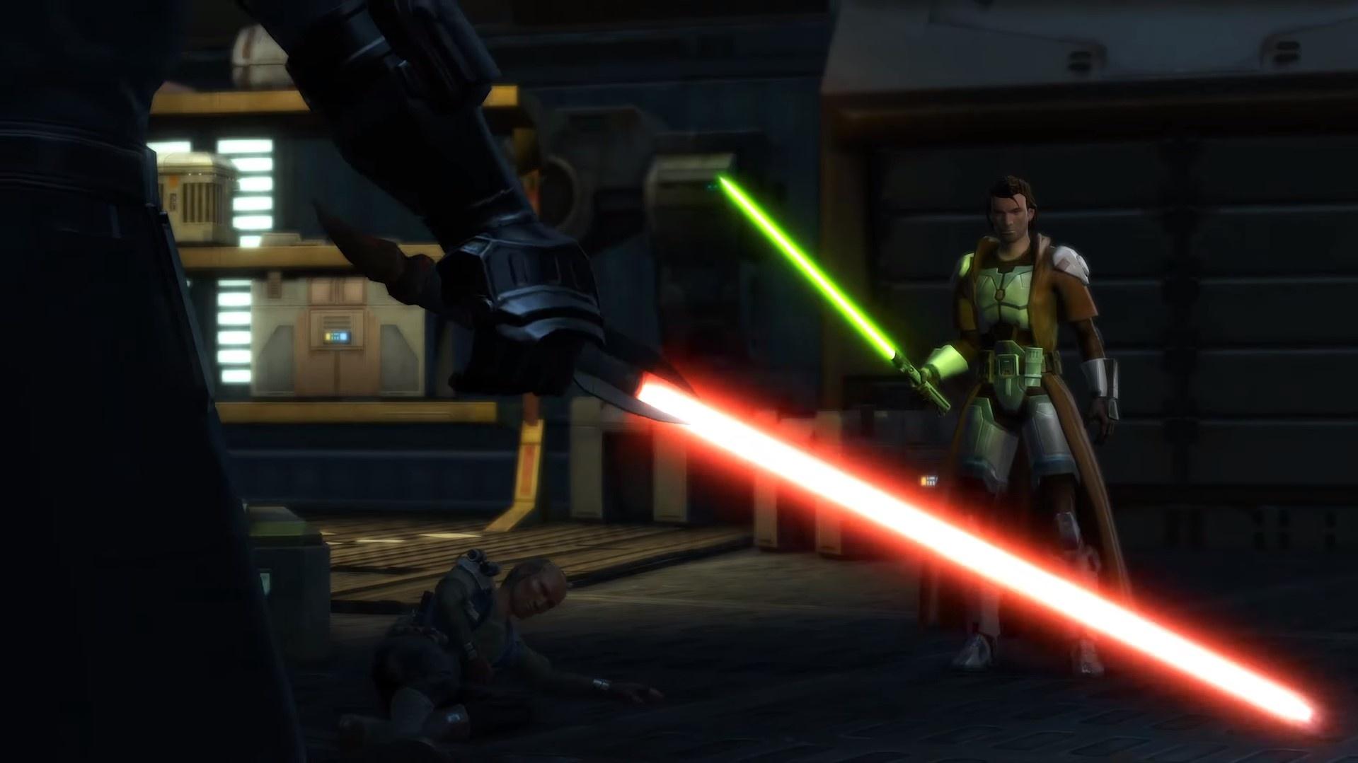 ЕА показала релизный трейлер расширения Onslaught для Star Wars: The Old Republic