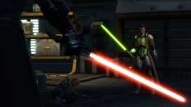 ЕА показала релизный трейлер расширения Onslaught для Star Wars: The Old Republic
