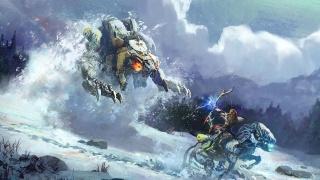 В Monster Hunter World: Iceborne пройдёт кроссовер с Horizon Zero Dawn: The Frozen Wilds