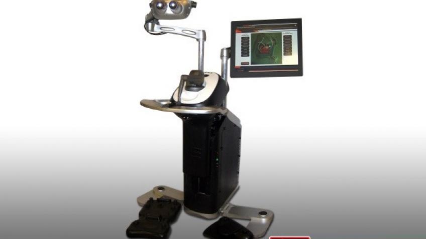 Симулятор хирурга от Medic Vision