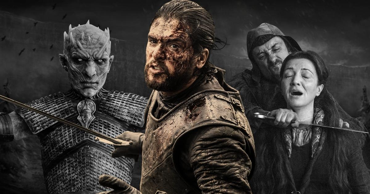 Джордж Мартин приложит руку к сценарию пятого приквела «Игры престолов»