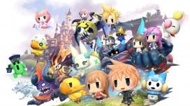 World of Final Fantasy выйдет на РС