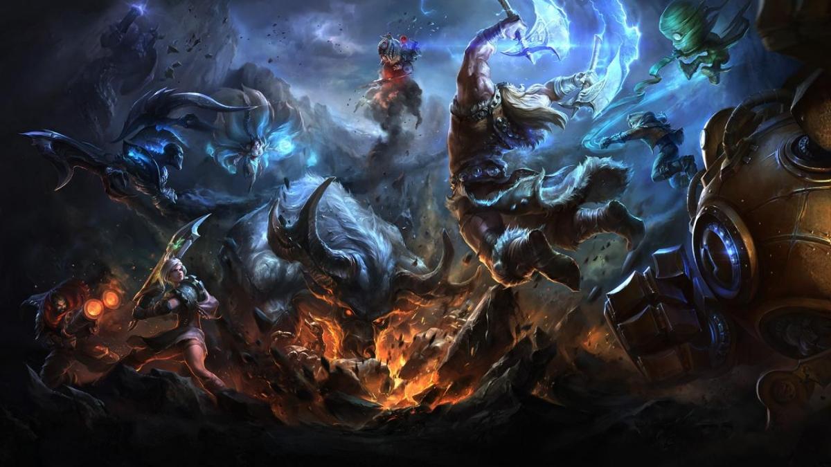 Итоги шестого дня предварительной стадии ЧМ по League of Legends