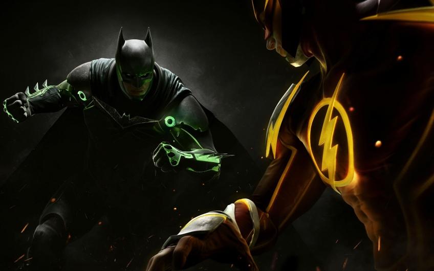 Новый трейлер Injustice2 посвятили Харли Квинн и Дэдшоту