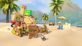 На «Летних играх» в Overwatch геймеров ждёт новая версия потасовки «Лусиобол»
