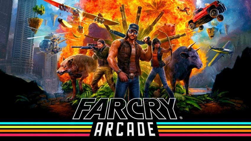 Лучшие уровни Far Cry Arcade, созданные сообществом Far Cry 5 за неделю