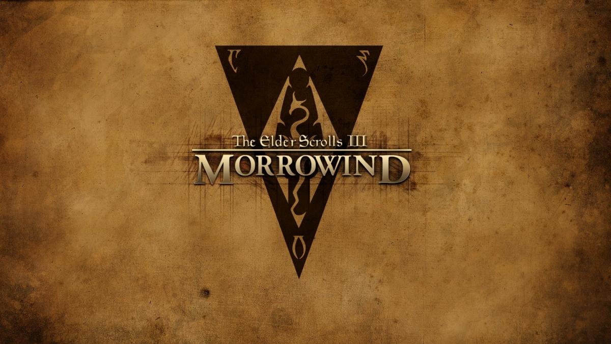 Bethesda в честь 25-летия The Elder Scrolls бесплатно раздаёт The Elder Scrolls III: Morrowind