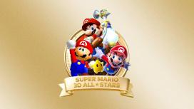 Сборник Super Mario 3D All-Stars стал лидером розницы Великобритании в сентябре