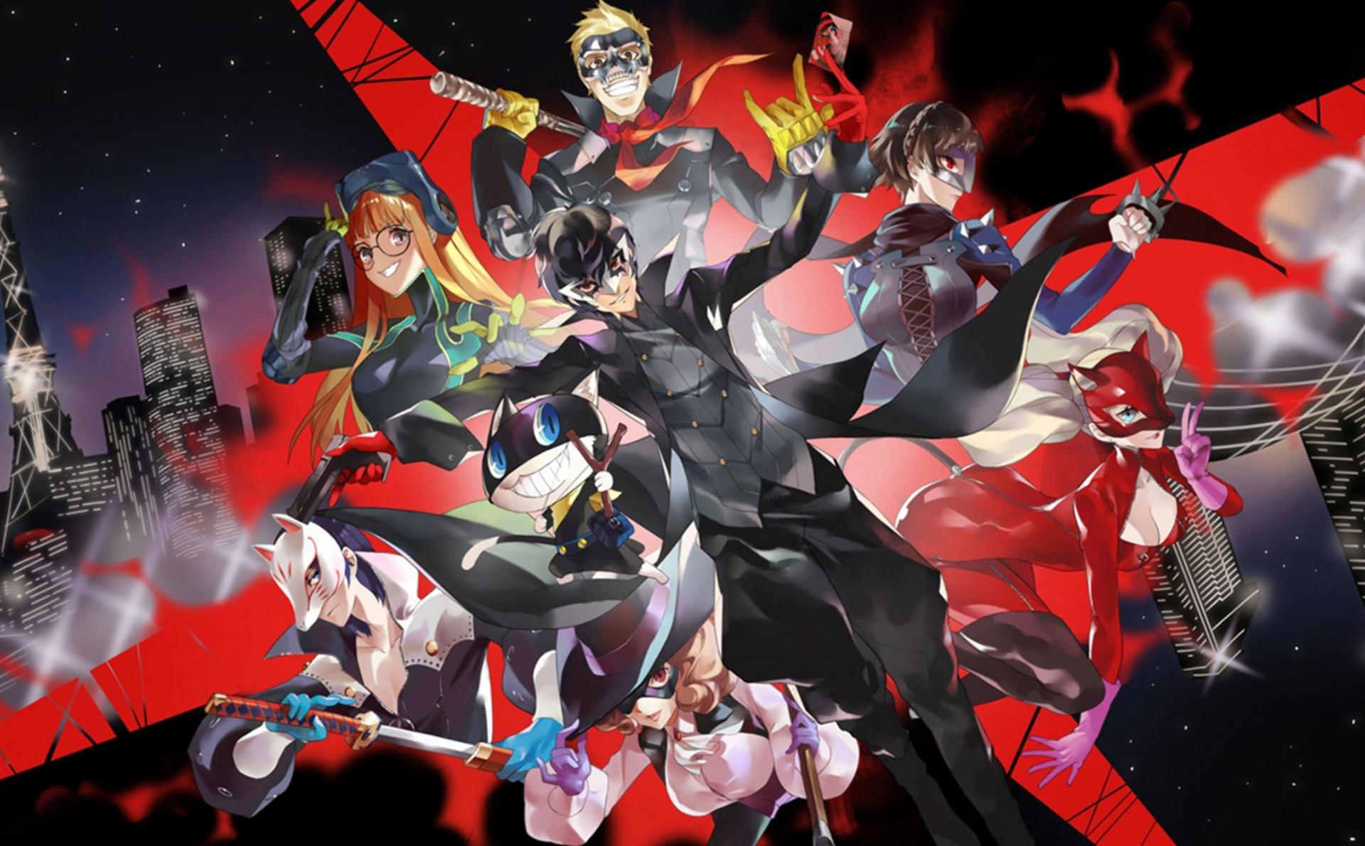 Игры серии Persona купили 10 миллионов игроков