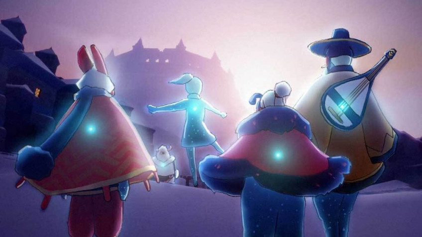 Авторы Sky: Children of the Light представили тизер нового сезона — Season of Dreams