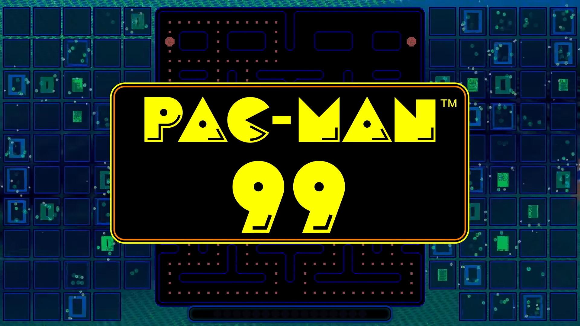 Bandai Namco анонсировала королевскую битву Pac-Man99 для Switch