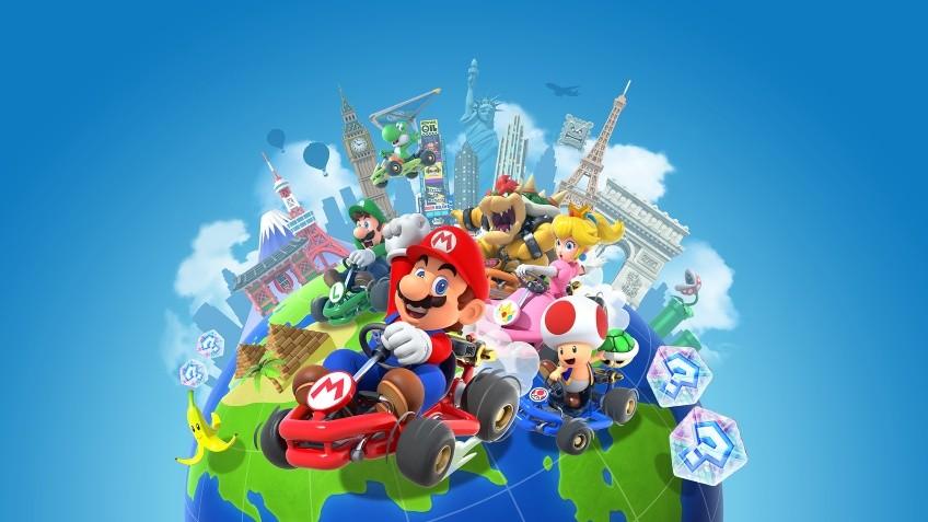 Mario Kart Tour скачали 20 миллионов раз в первый день