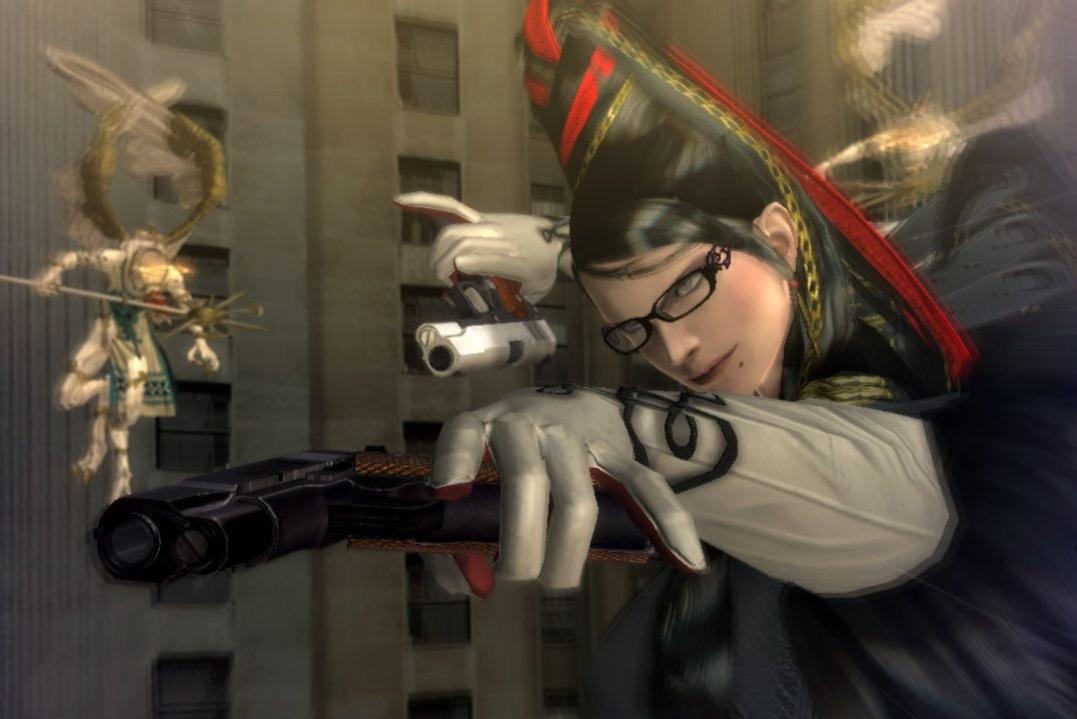 Новый герой для сиквела Bayonetta