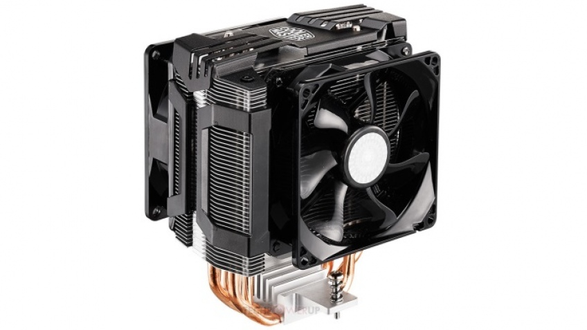 Cooler Master представила процессорный кулер Hyper D92