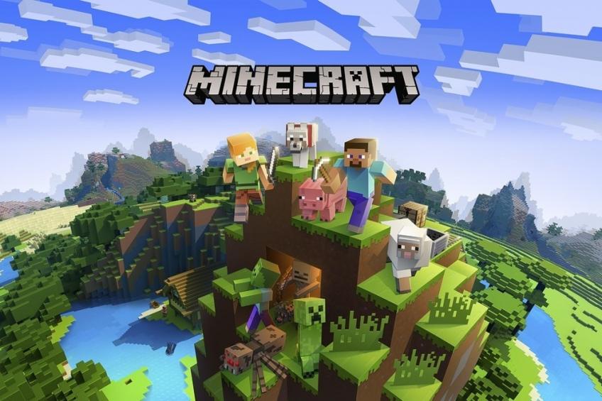 Продажи Minecraft превысили 144 миллиона копий