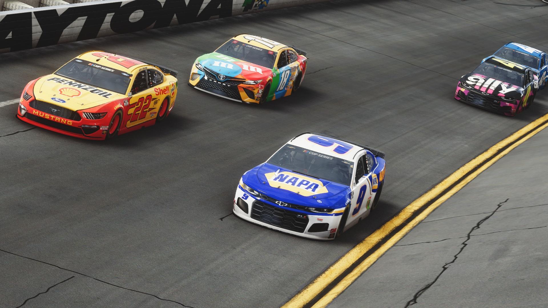 NASCAR Heat5 выйдет 10 июля на PlayStation4, Xbox One и PC