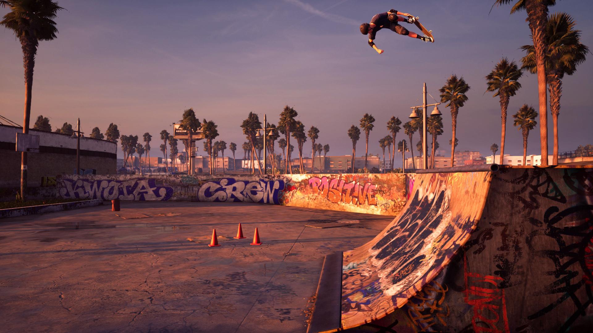 Тони Хоук тизерит релиз Pro Skater 1+2 на новых платформах