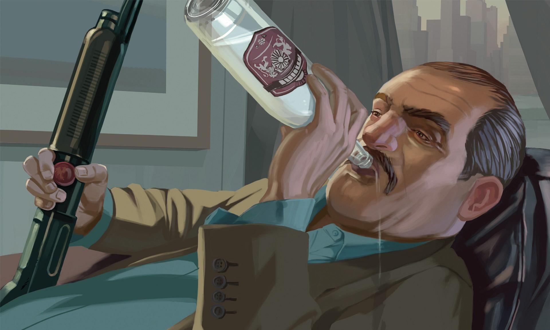 В Steam наконец-то добавили достижения для Grand Theft Auto IV